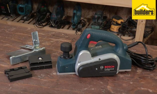 Product Review: Bosch GHO 6500 Professional Electric Planer