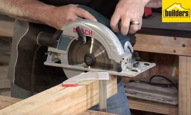 Product Review: Bosch GKS 190 Pro hand held circular saw