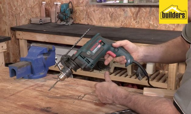 Product Review: Bosch GSB 13 RE Professional Impact Drill