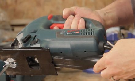 Product Review: Bosch Jig Saw (650w) GST 90 E