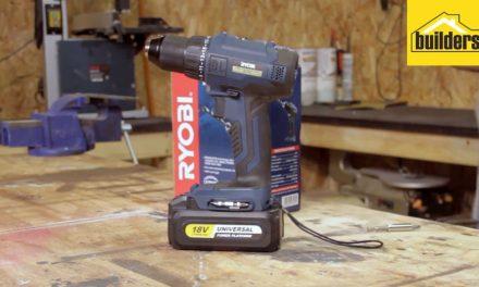 Product Review: Ryobi XBD-1850 Li-Ion Cordless driver drill