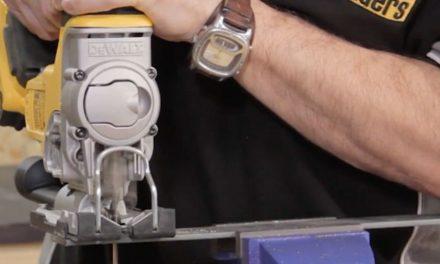 Product Review: DeWalt Cordless Jigsaw
