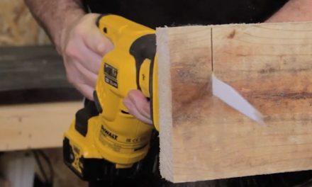 Product Review: DeWalt 18v Cordless Reciprocating Saw