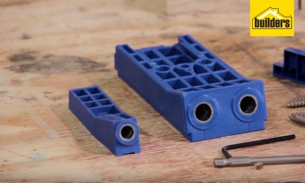 How to create strong hidden joints using the Kreg Jig heavy duty