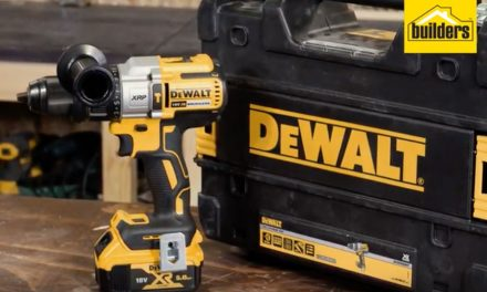 Product Review: DeWalt 18V Brushless Compact Hammer Drill Driver