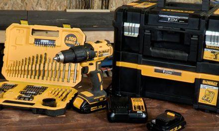 Product Review: Dewalt DCD778S2K Cordless Drill Kit