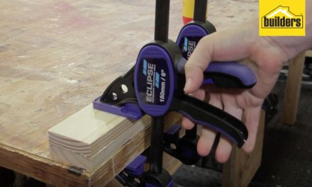 Product Review: Eclipse one-handed bar clamp and spreader