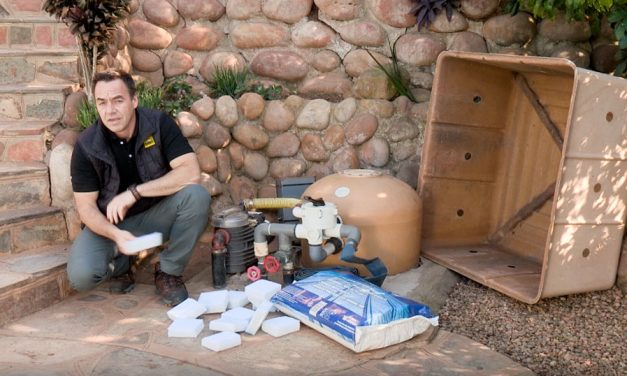 Product Review: Eco Fibre pool filter