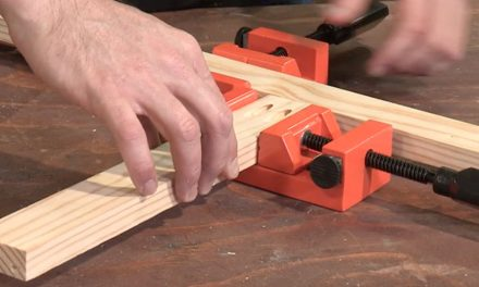 Product Review: Grip Heavy-Duty corner clamp