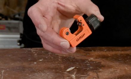 Product Review: Grip Mini Pipe Cutter