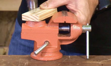 Product Review: Vice Clamp