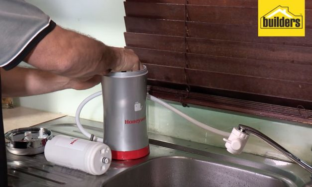 How to use the Honeywell Counter Top Water Purifier