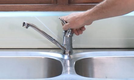 How to Change a Kitchen Sink Tap