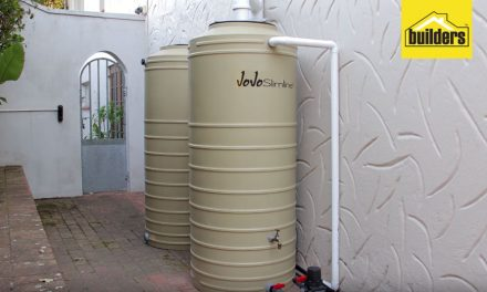 How to install a 2nd rain harvesting water tank