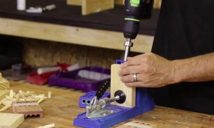 How to Use Kreg Pocket Hole Plug Cutter