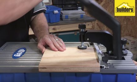 Product Review: Kreg Foreman Electric Pocket Hole Machine