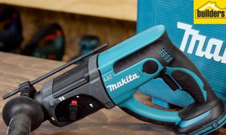 Product Review: Makita 18v Cordless Combination Hammer