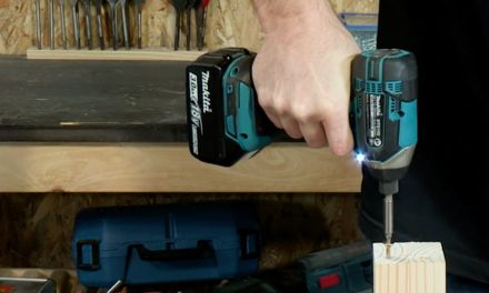 Product Review: Makita Cordless Impact Driver Drill (18V)