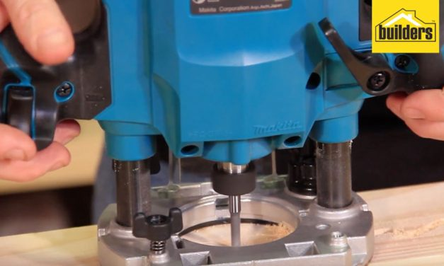 Product Review: Makita M3601B Router