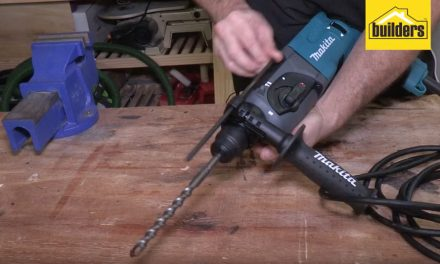 Product Review: Makita Rotary Hammer Drill