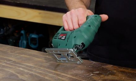 Product Review: Ryobi Entry-Level Jig Saw