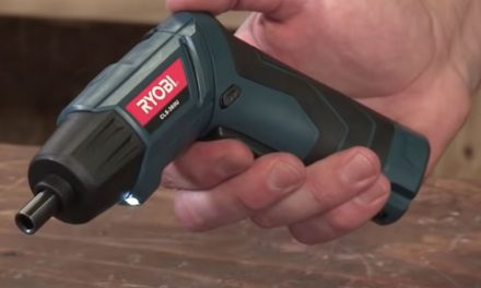 Product Review: Ryobi Lithium Ion USB Screwdriver