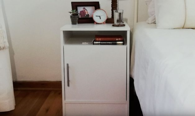 How to assemble a White Pedestal