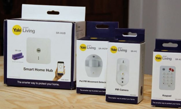 Product Review: Yale Smart Home System