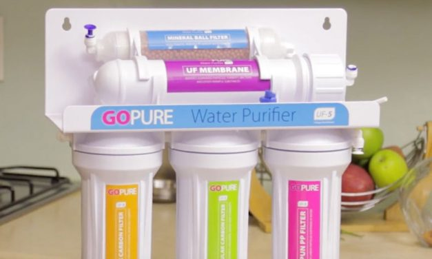 How to install the Go Pure Water Purifier
