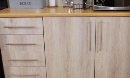 How to upgrade your kitchen cupboard doors