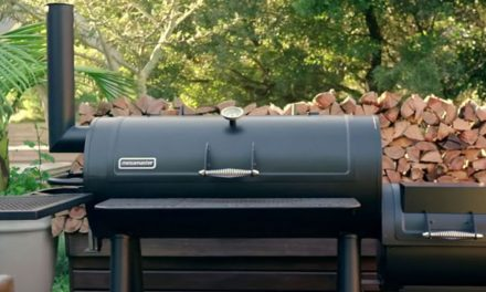 Product Review: Megamaster Alpha Grill & Smoker with Offset Smoker and Chimney