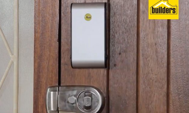 How to install the Yale Smart Lock