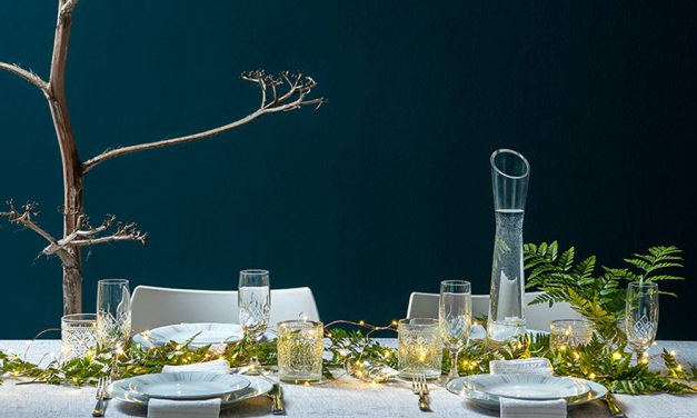 How to decorate for the festive season