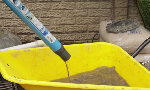 Product Review: Bluechem filter sand extractor