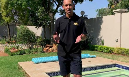 How to use Builders pool water testing service