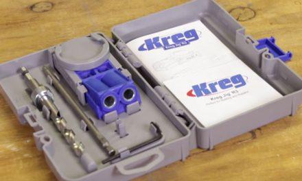 How to Use Kreg Jig R3 pocket hole system