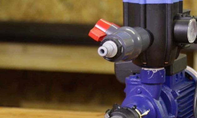How to install a JoJo pump to tank connector kit