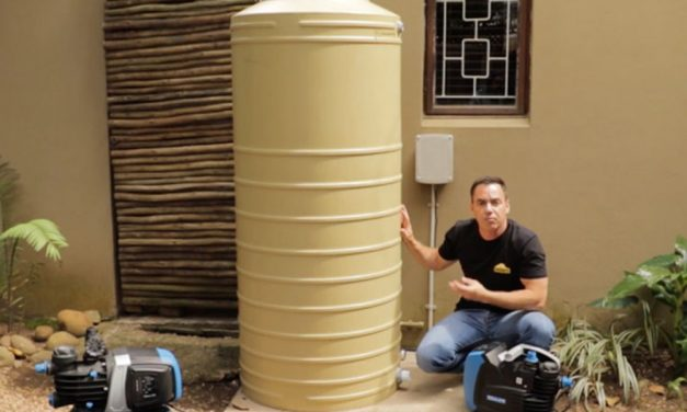 How to install a Municipal Backup Pump and Tank