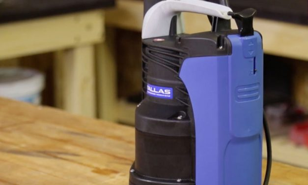 Product Review: Tallas Clean water drainage pump