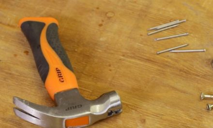 Product Review: Grip Stubby Hammer