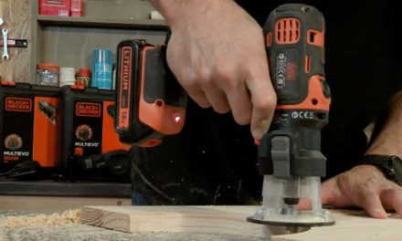 Product Review: Black and Decker MultiEvo Hammer Drill Head