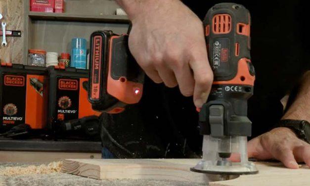 Product Review: Black and Decker MultiEvo Hammer Drill Head