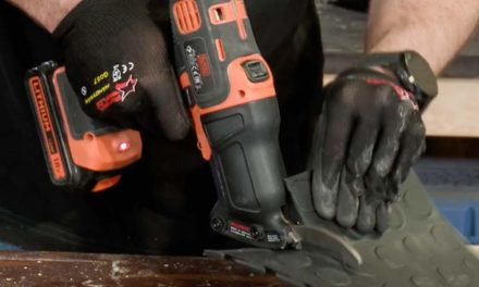 Product Review: Black and Decker multi-tool Jigsaw Head Attachment