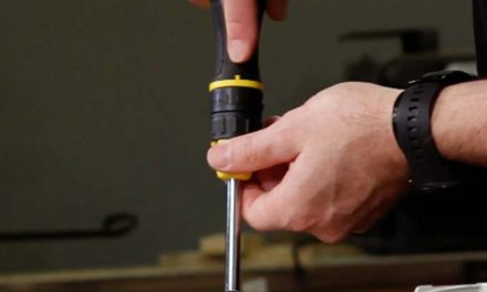 Product Review: Stanley Ratcheting Screw Driver