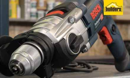 Product Review: Bosch GSB19-2 RE Hammer Drill