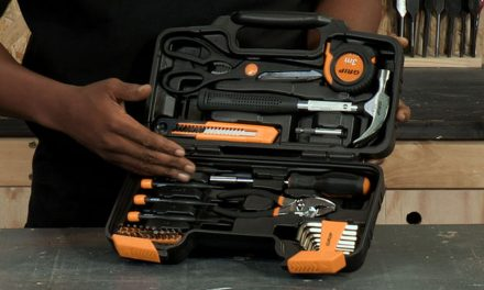 Product Review: Grip 39-piece tool set