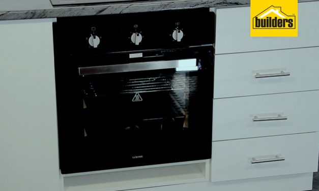 How to assemble an under counter oven unit flat pack