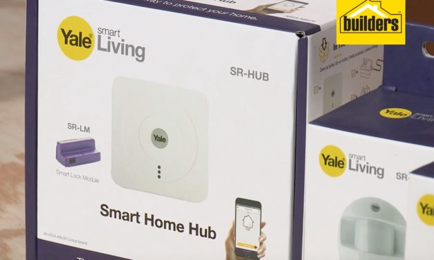 How to install the Yale Smart Home alarm kit