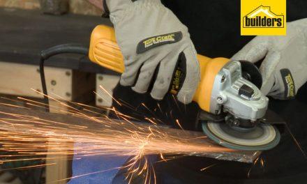 Product Review: Dewalt Industrial Angle Grinder