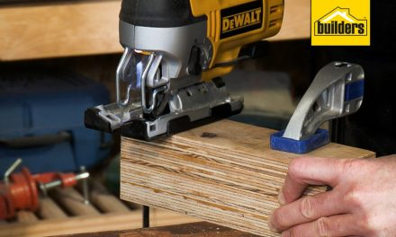 Product Review: Dewalt Top Handle Compact Jigsaw